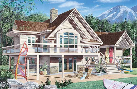 House Plans and Home Designs FREE » Blog Archive » PILING HOME PLANS