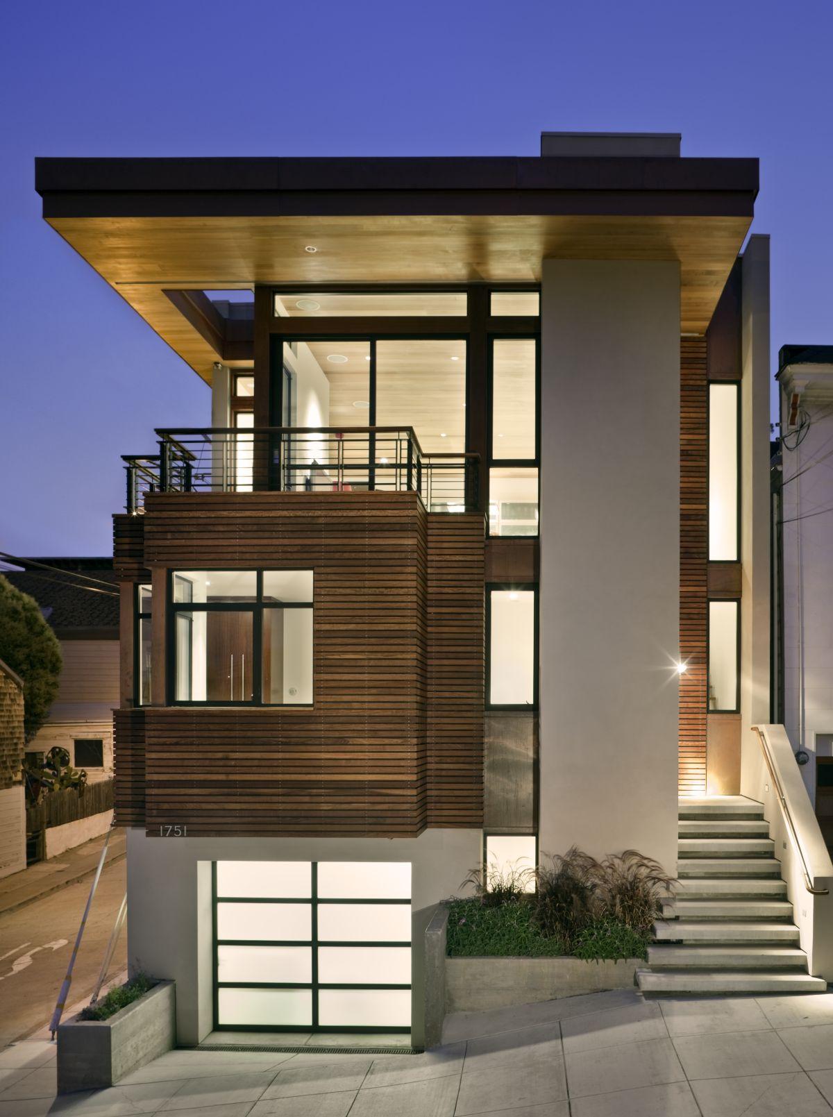 Проекты домов / интересное / данный дом был спроектирован st.