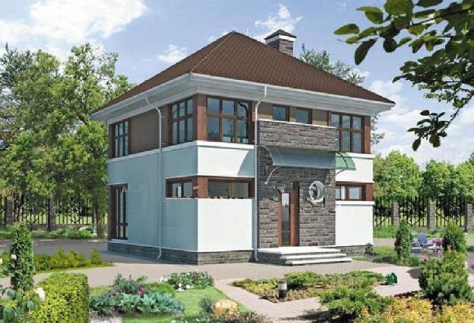 Каталог проектов домов и коттеджей - Типовые проекты