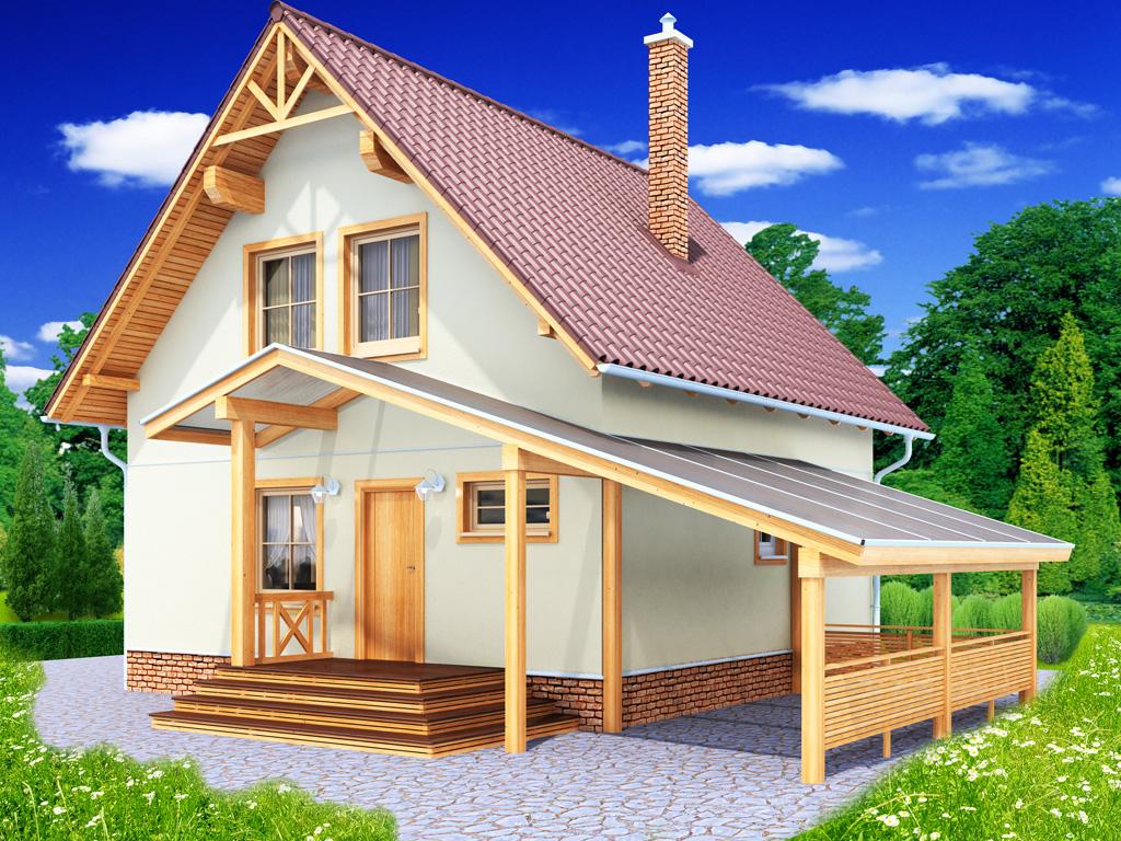 Этапы строительства каркасного дома своими руками.